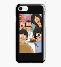 Bobs Burgers- Family portrait  iPhone Case/Skin