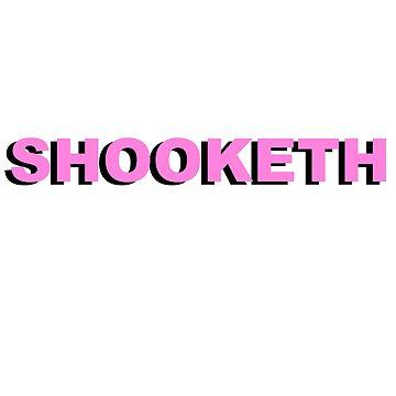 SHOOKETH SHOOK  by slapstyk