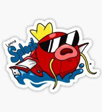 Lemme Splash Sticker