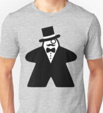 Camiseta ajustada Meeple Board Game T Shirt