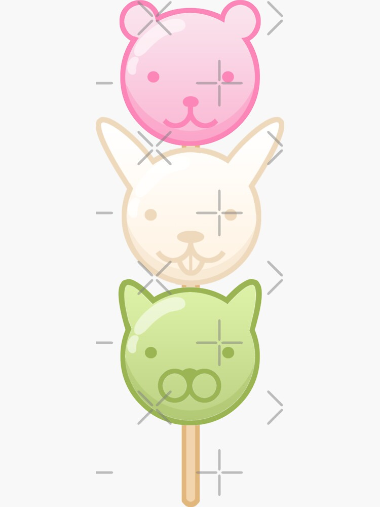 Cute Dango by Elisecv