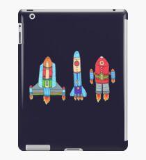 Spaceships iPad Case/Skin