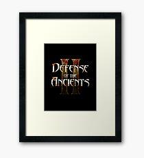 DOTA  Framed Print