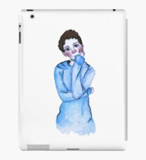 watercolor thom  iPad Case/Skin