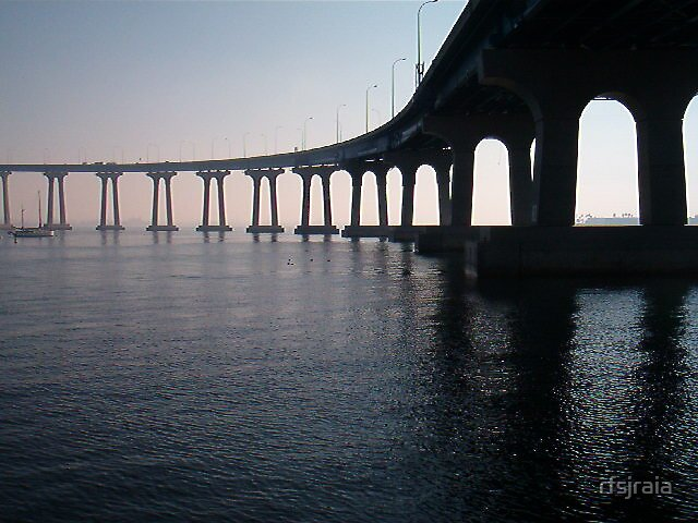 bridge in coronado by rfsjraia