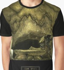 "John Bauer's Art ""The Princess And The Goblin"" Graphic T-Shirt"