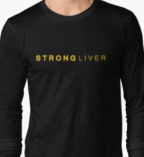 Liver strong Long Sleeve T-Shirt