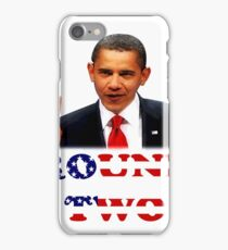 Oh Yeah Obama iPhone Case/Skin
