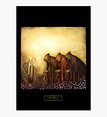 "John Bauer's Art ""The Princess And The Goblins"" Photographic Print"