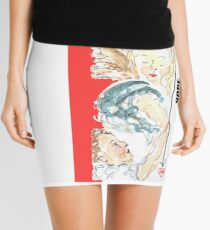 Angel of Hope Mini Skirt