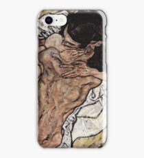 Egon Schiele - Embrace iPhone Case/Skin