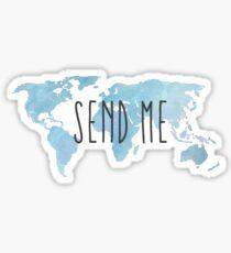 Schick mir Sticker