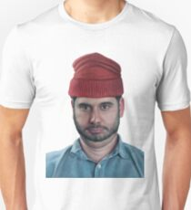 H3H3 - Ethan Klein Oil Canvas (no background) Unisex T-Shirt