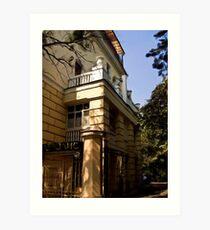 Exploring Yalta Art Print