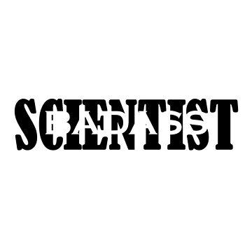 Scientist by samohtbackwards