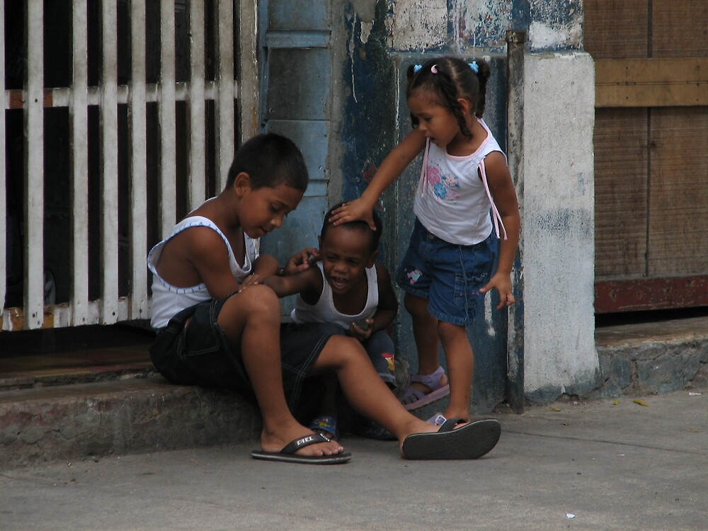 Children of Panama by gemstar