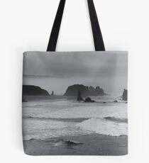 Making the sea a bit more jaggedy Tote Bag