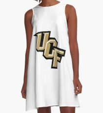 University of Central Florida A-Line Dress