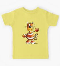 Happy Cat Kids Tee