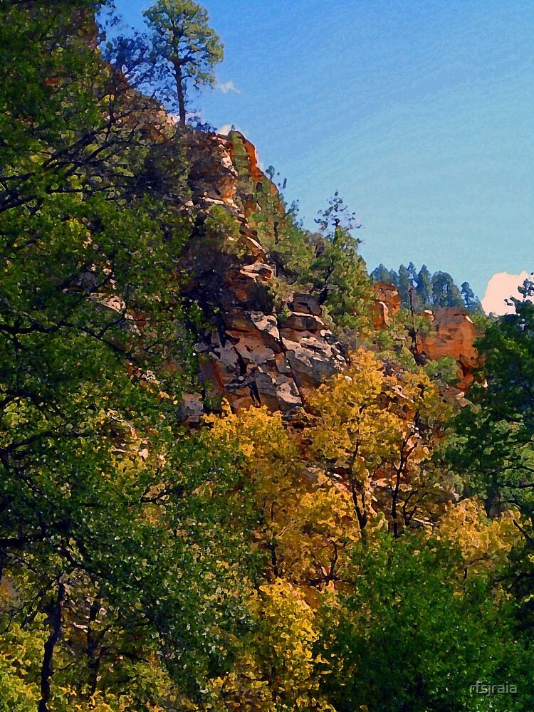 early fall color by rfsjraia