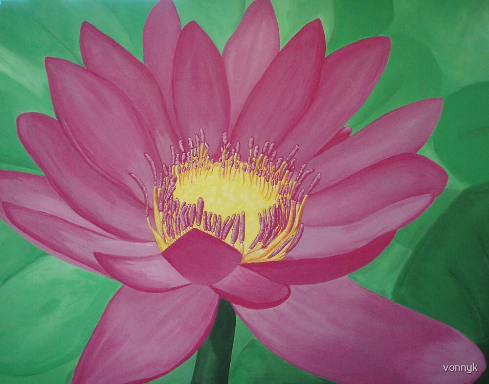 Waterlily by vonnyk