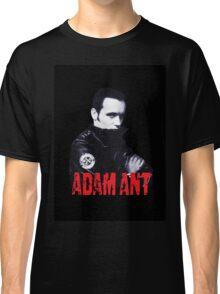 Adam Ant, Vive Le Rock Classic T-Shirt