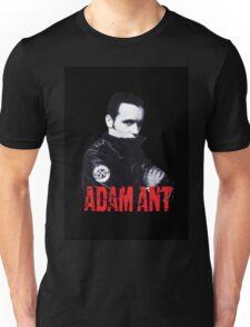 Adam Ant, Vive Le Rock Unisex T-Shirt