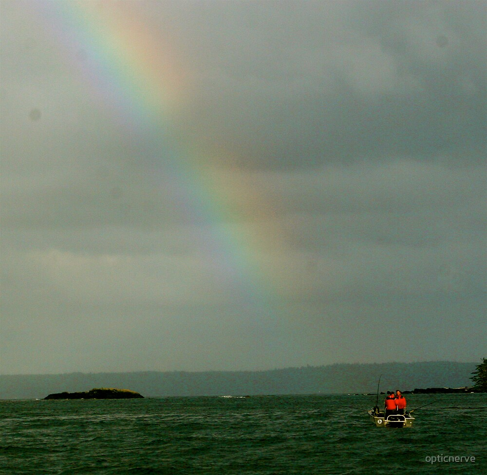 fishing for rainbows by opticnerve