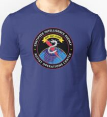CENTIPEDE INTELLIGENCE AGENCY - AUTIST OPERATIONS CENTER Unisex T-Shirt