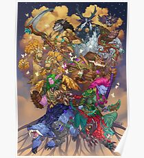 Legion- Druid Poster