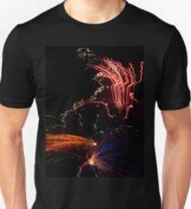 Distant Fireworks Unisex T-Shirt