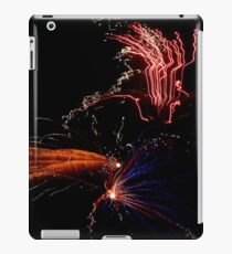 Distant Fireworks iPad Case/Skin
