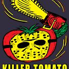 Killer Tomato by jarhumor