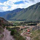 Path to the Urubamba Valley by Alessandro Pinto
