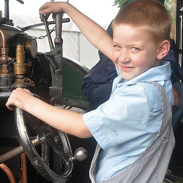 Trainee Train Driver by GeorgeP