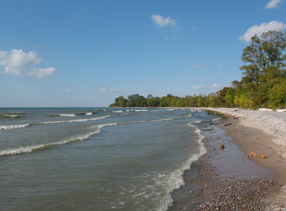 Oshawa on the Secluded Beach by marts1