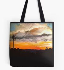 Before the Storm 2 Tote Bag