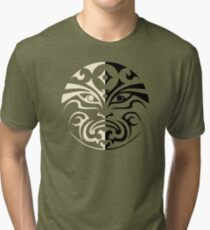 House of Black and White Tri-blend T-Shirt