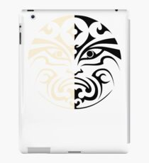 House of Black and White iPad Case/Skin