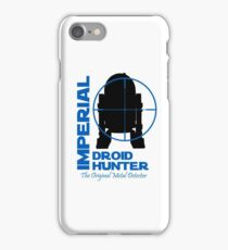 Imperial Droid Hunter - Astromech iPhone Case/Skin