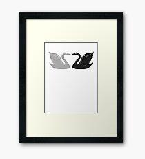 House Swann Framed Print