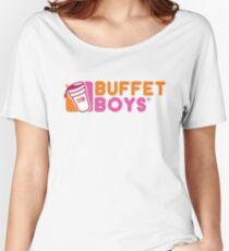 Buffet Boys Women's Relaxed Fit T-Shirt