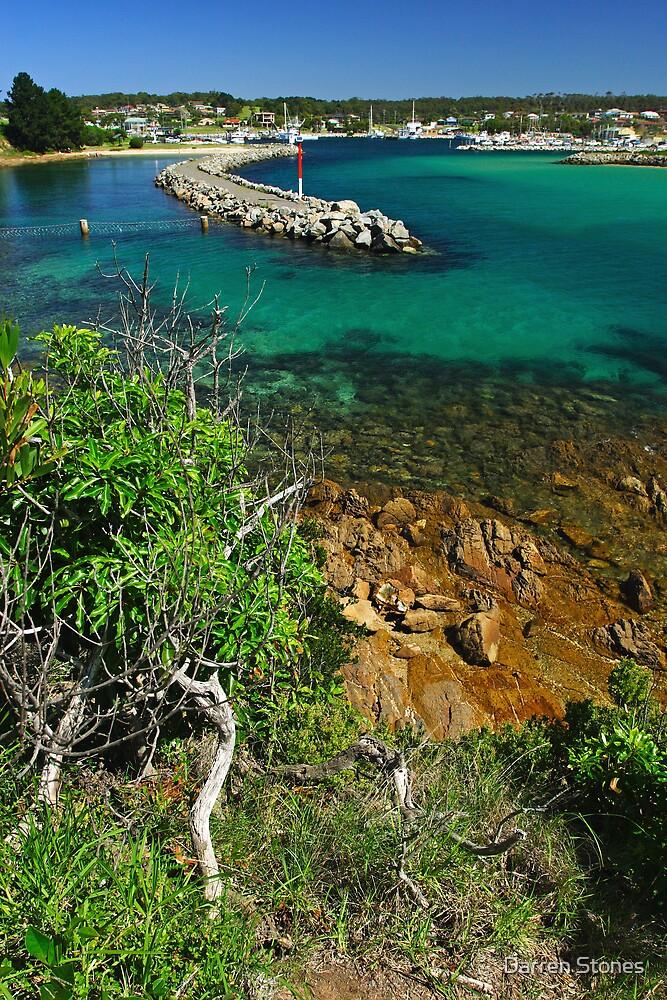 Bermagui Harbour by Darren Stones