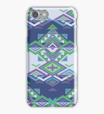 Native greens iPhone Case/Skin