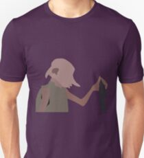 We keeps their secrets and our silence, sir.  Unisex T-Shirt