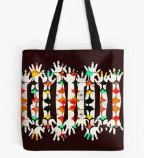 THE HANDS HAVE IT ARTSHIRT Tote Bag