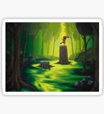 Lost Woods Sticker