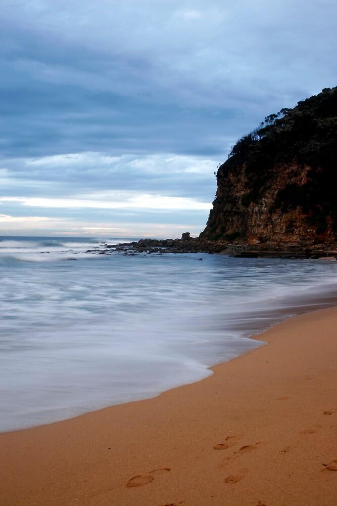 Dawn at McMaster's Beach by Jason Radich