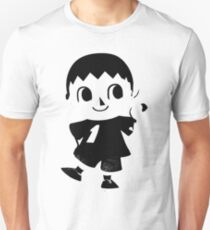 Weathered Villager Unisex T-Shirt