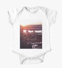 NYC Rooftop One Piece - Short Sleeve